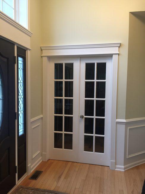 Door Casing amp Window Open Doorway Trim