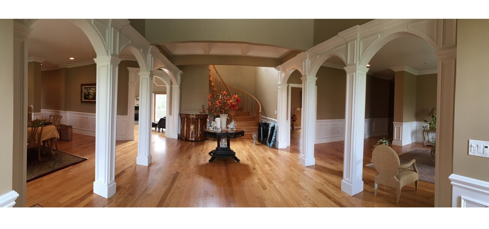 Arches | Custom Interior Arches | Crown Molding NJ LLC