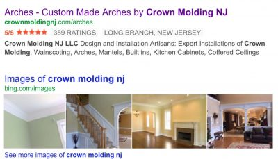 crown-molding-five-star-ratings-google-maps