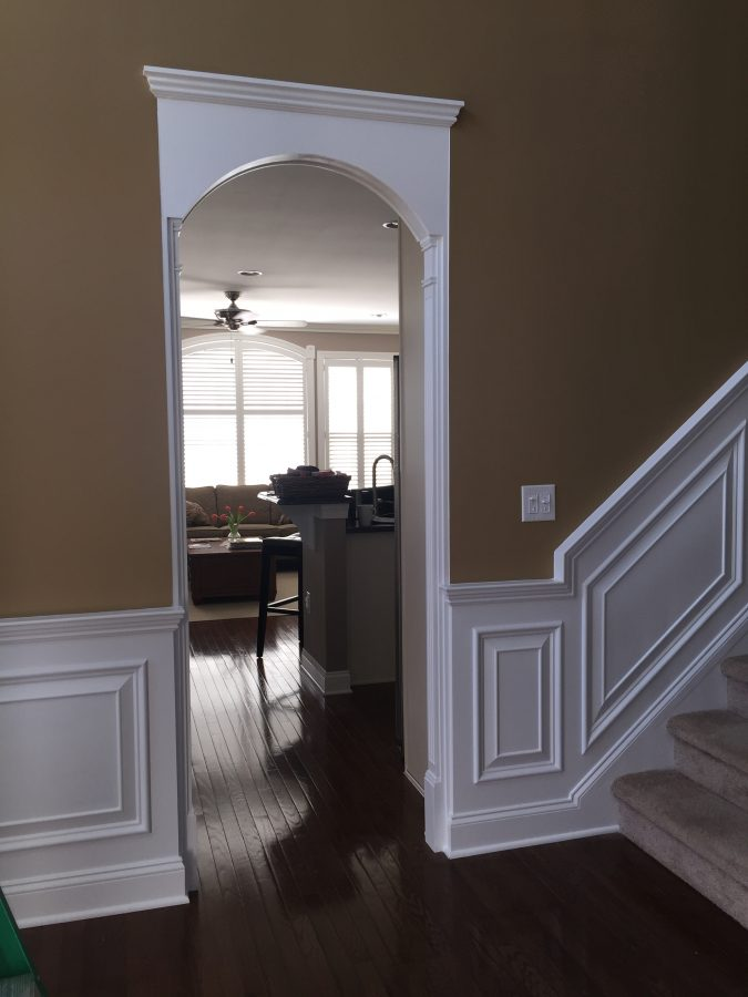 Wainscoting | Chair Rail & Shadow Bo | Crown Molding NJ LLC on