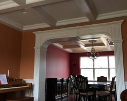 Coffer ceilings CC2