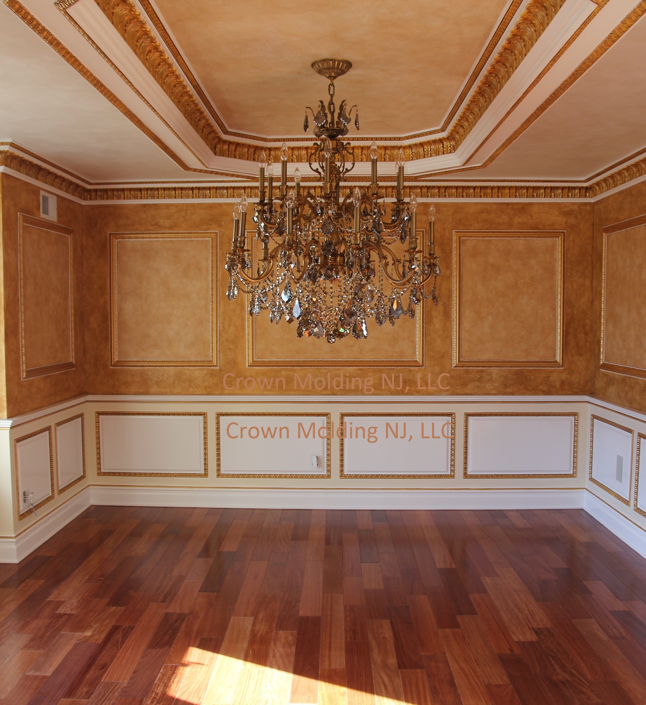 Crown Molding NJ Wall Frames Experts