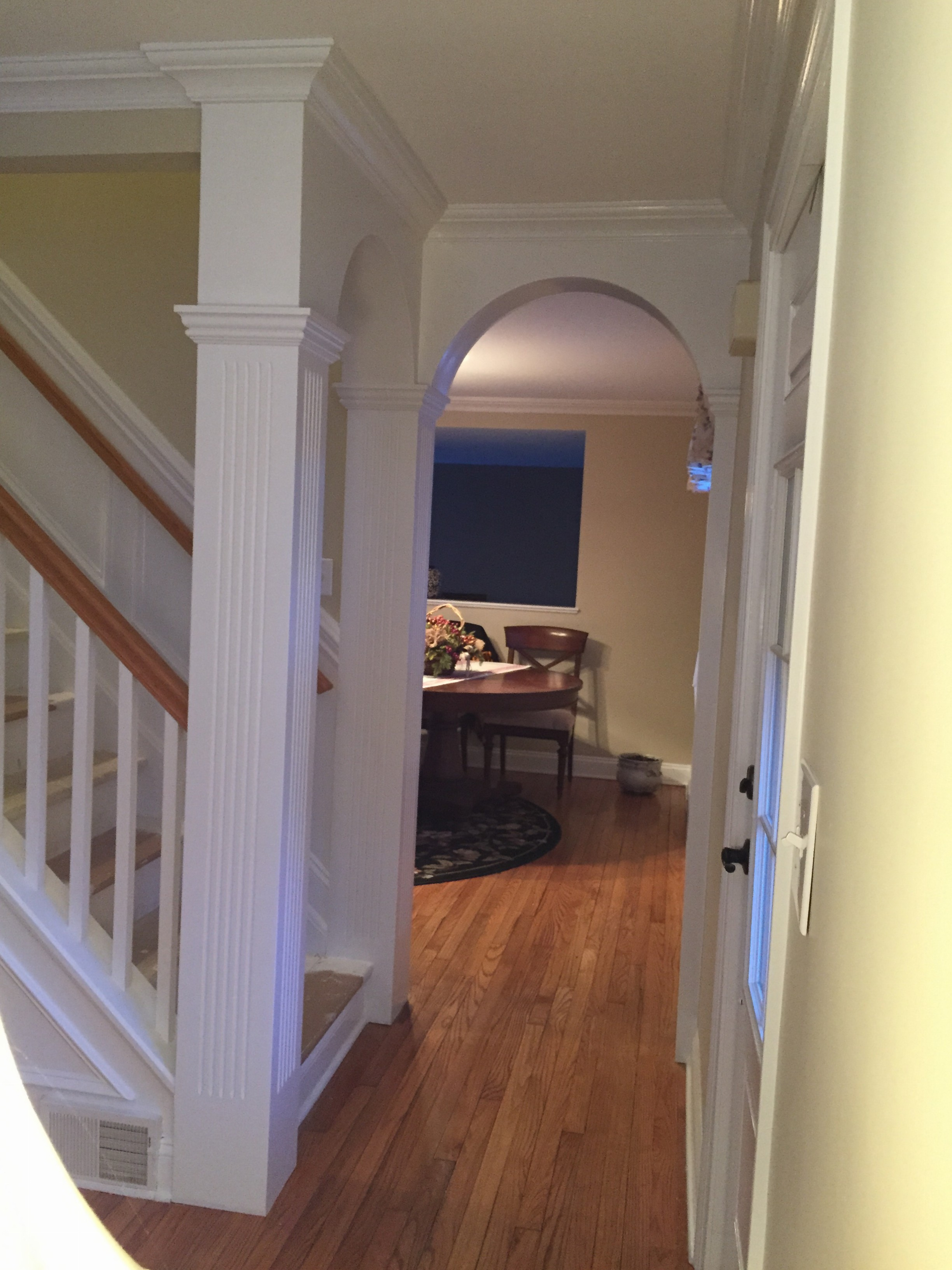 Foyer Layout Review : Foyer design designs by crown molding nj llc