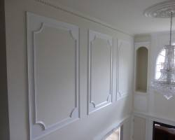 Wall Frames by Crown Molding NJ