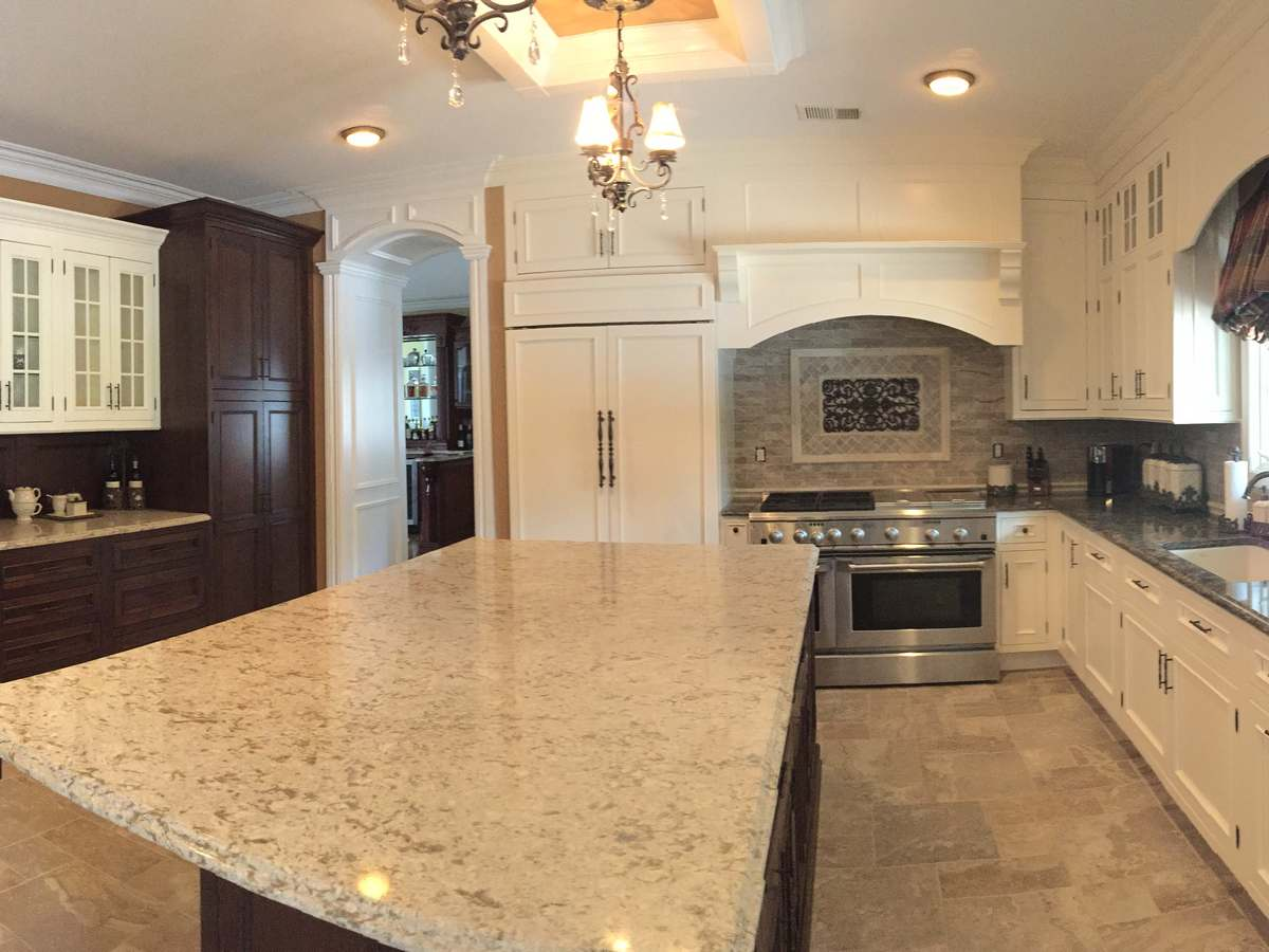 Kitchen Cabinets Kitchen Cabinets By Crown Molding NJ - Kitchen cabinets high end