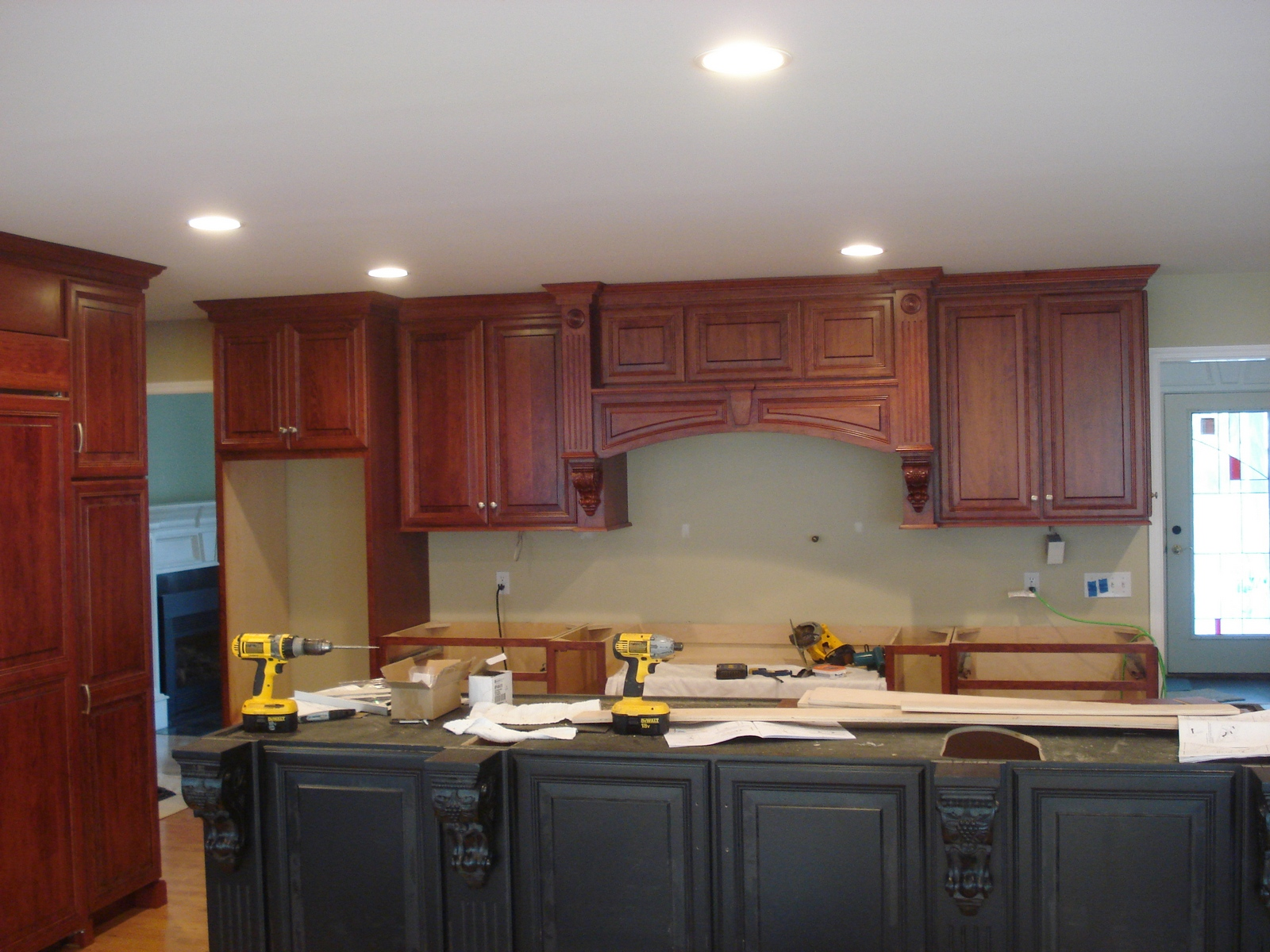 Kitchen Cabinets By Crown Molding NJ