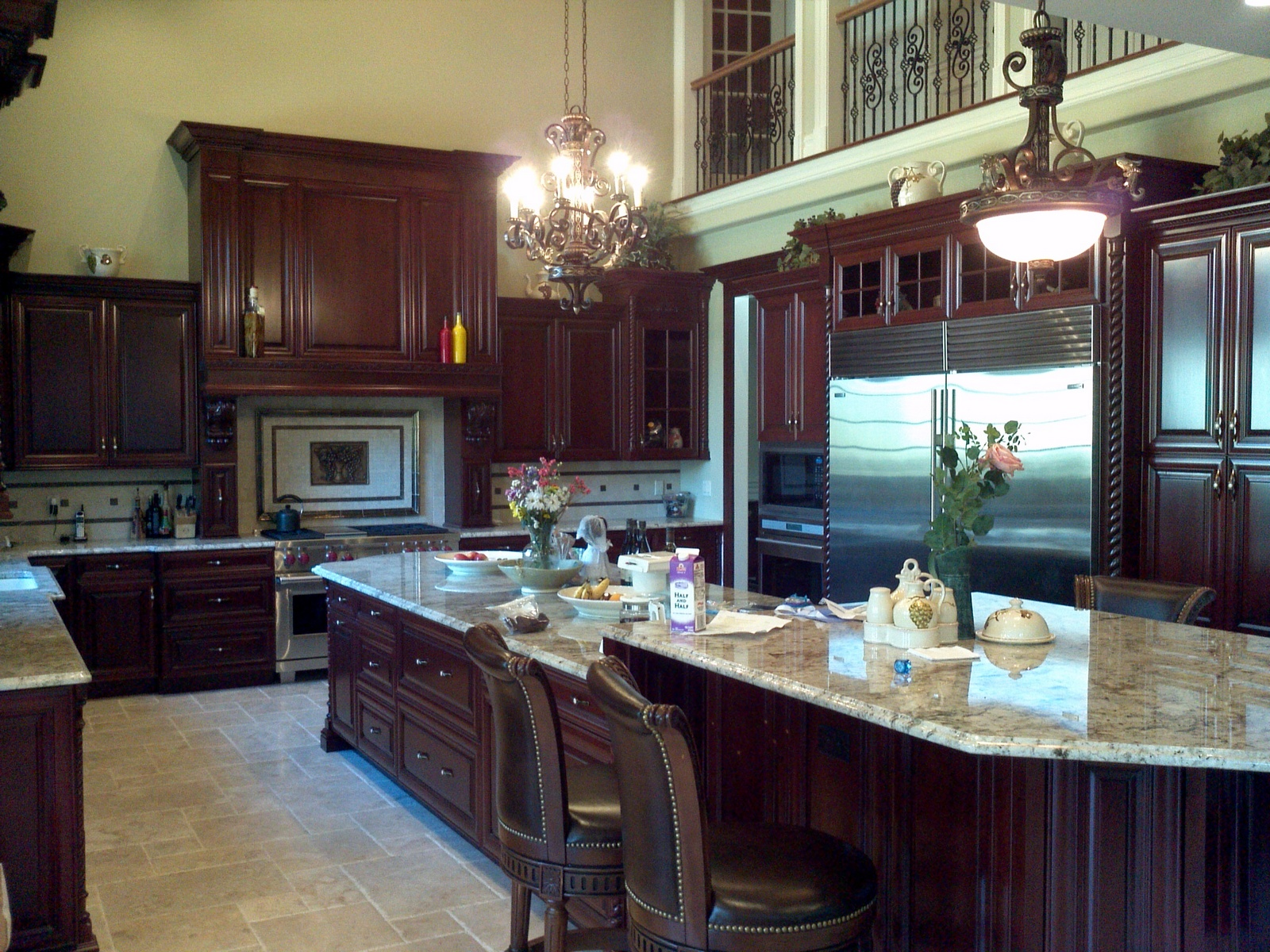 Maple crown molding kitchen cabinets - Kitchen Cabinets
